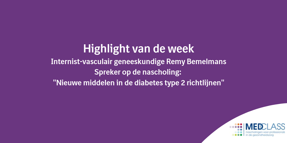 Highlight van deze week: